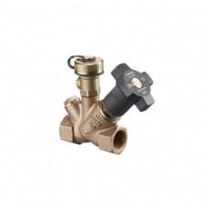 Вентили в комбинации свободного потока и обратного клапана Aquastrom KFR