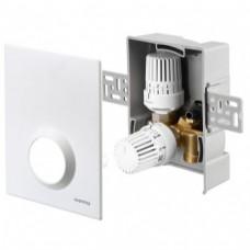"""""""Unibox plus"""" Регулирование no температуре помещения и ограничение температуры обратного потока"""