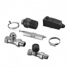 Наборы для регулирования панельного отопления Наборы с байпасным вентилем