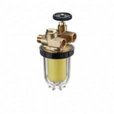 """Фильтры жидкого топлива """"Oilpur Z А"""" с запорным вентилем для двухтрубных систем"""