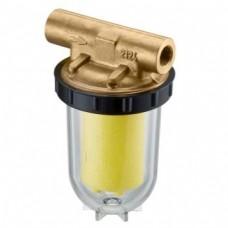 """Фильтры жидкого топлива """"Oilpur Е"""" без запорного вентиля для однотрубных систем"""