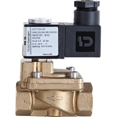 Магнитный клапан NOVUM 1/2, 220 В, с розеткой
