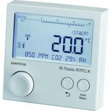 """,,R-Tronic RTFC K"""" Беспроводной термостат с индикацией влажности и СО2"""