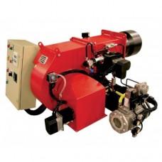 MULTIFLAM   Серия моноблочных горелок от 400 до 17000 кВт  Горелки комбинированные (газ/мазут)