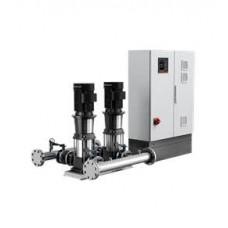 Установки повышения давления с насосами CR и двумя типами регулирования Hydro MPC-S, -F