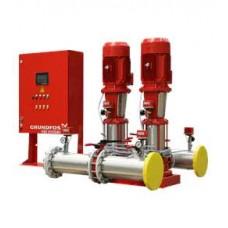 Насосные установки для систем водяного пожаротушения Hydro MX