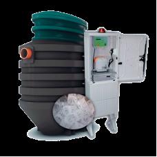Системы очистки бытовых сточных вод DELFIN PRO