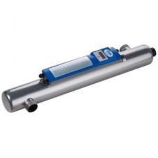 Ультрафиолетовая установка Van Erp Blue Lagoon UV-C Pro 150000 (22 м3/ч, 220 В), с датчиком потока