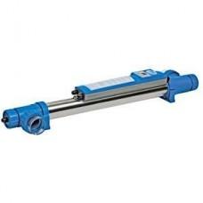 Ультрафиолетовая установка Van Erp Blue Lagoon Ionizer UV-C 75000 (16-23 м3/ч, 220 В) с медным ионизатором