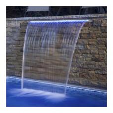 Водопады стеновые