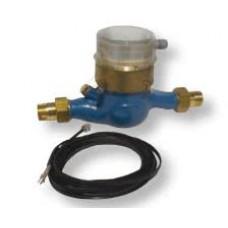 Электроконтактные счётчики воды (водомеры)