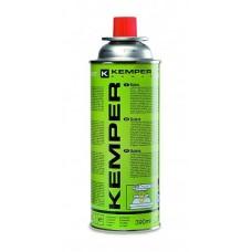 Газовый баллон цанговый 577 KEMPER, 390мл/227гр