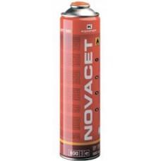 Газовый баллон резьбовой 580 NOVACET, 600 мл/336г