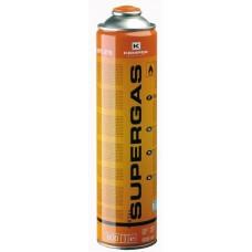 Газовый резьбовой баллон 575 SUPERGAS, 600 мл/336гр