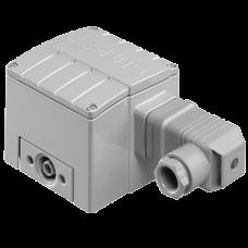 GW...A4, A4/2 HP: Датчик-реле высокого давления для газа, воздуха, дымовых и отработавших газов/2-8 bar