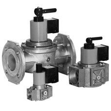HSAV, HSAV/5: Запорный клапан с ручным управлением