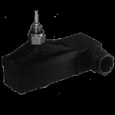 K01/1: Концевой контакт для электромагнитных клапанов, двойных электромагнитных клапанов, газового мультиблока GasMultiBloc®