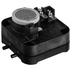 LGW...A1: Дифференциальный датчик-реле давления для воздуха, дымовых и отработавших газов Настройка на заводе