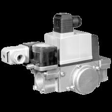 MBC-65/120...: GasMultiBloc® (газовый мультиблок), модуль регулирования и безопасности, одноступенчатый режим эксплуатации