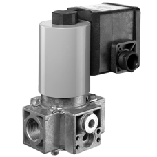 Электромагнитный клапан безопасности MV 10.. (одноступенчатый)