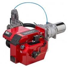 Горелки комбинированные  MK Серия моноблочных горелок от 280 до 2720 кВт  (газ/дизель)