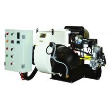 GHO-TRON Серия моноблочных горелок от 410 до 17000 кВт Комбинированные горелки (газ-мазут)