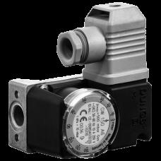 Компактный датчик-реле давления для газа и воздуха GW...A6