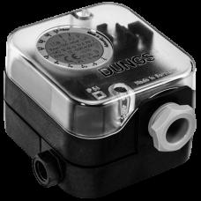 Дифференциальный датчик-реле давления LGW A2-LGW A2P-LGW A2-7 для воздуха, дымовых и отработавших газов