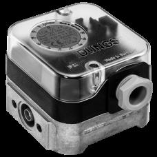 Дифференциальный датчик-реле давления LGW...A4 для воздуха, дымовых и отработавших газов (Датчик-реле избыточного давления для газа)