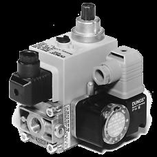 Газовый мультиблок MB-D(LE) 403/053 B01: GasMultiBloc®, модуль регулирования и безопасности, одноступенчатый режим эксплуатации