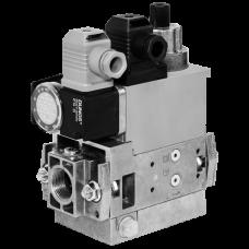 Газовый мультиблок MB-D(LE) 405-412 B01: GasMultiBloc®, модуль регулирования и безопасности, одноступенчатый режим эксплуатации
