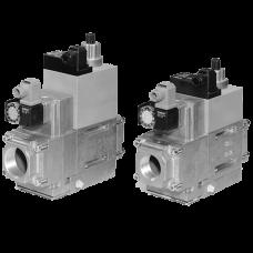 Газовый мультиблок MB-D(LE) 415-420 B01: GasMultiBloc®, модуль регулирования и безопасности, одноступенчатый режим эксплуатации