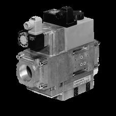 Газовый мультиблок MB-VEF 415-425 B01: GasMultiBloc®, модуль регулирования и безопасности, бесступенчатый плавный режим эксплуатации