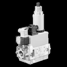 Газовый мультиблок MB-ZRD(LE) 405-412 B01: GasMultiBloc®, модуль регулирования и безопасности, двухступенчатый режим эксплуатации