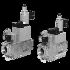 Газовый мультиблок MB-ZRD(LE) 415-420 B01: GasMultiBloc®, модуль регулирования и безопасности, двухступенчатый режим эксплуатации