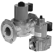 Электромагнитный клапан безопасности, одноступенчатый MV/4, MVD, MVD/5, MVDLE/5