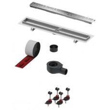 Комплект TECEdrainline kit для монтажа дренажного канала
