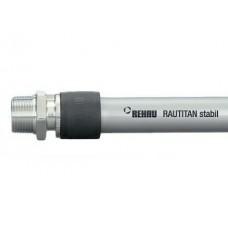 Универсальная труба RAUTITAN stabil PE-Xa/AL/PE для систем отопления/водоснабжения
